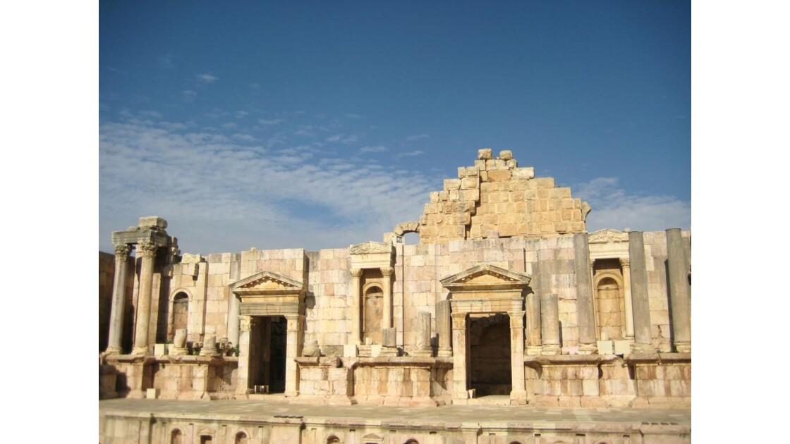Amphitéâtre de Jerash