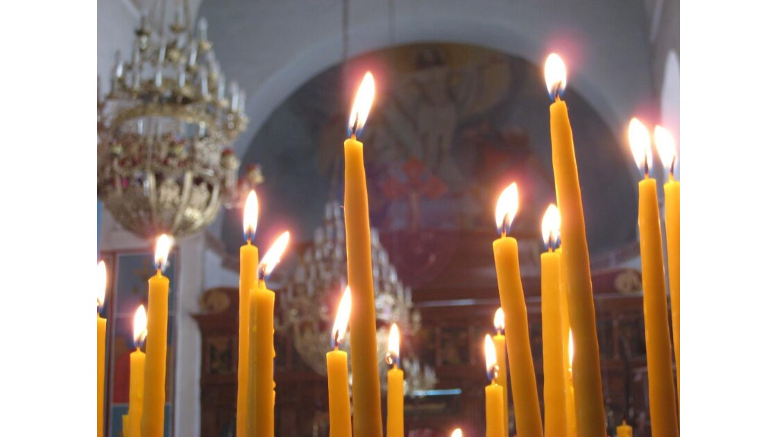 Eglise de Saint George - Madaba