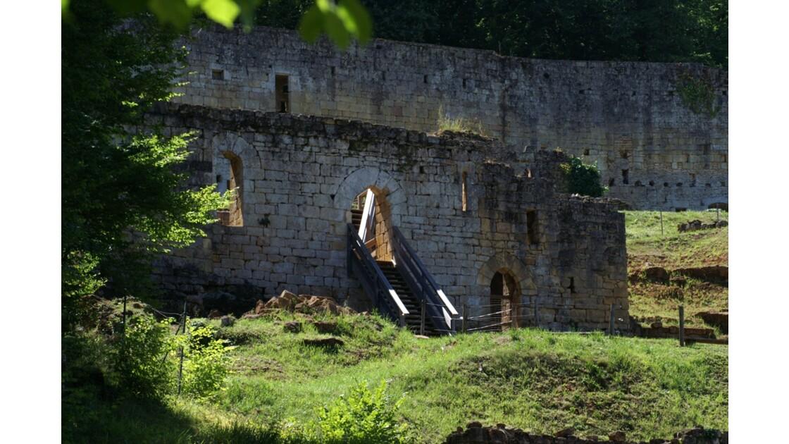 Mur du château