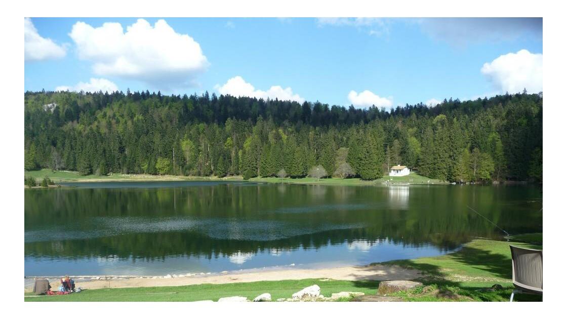 Reflèts sur Mon Lac !
