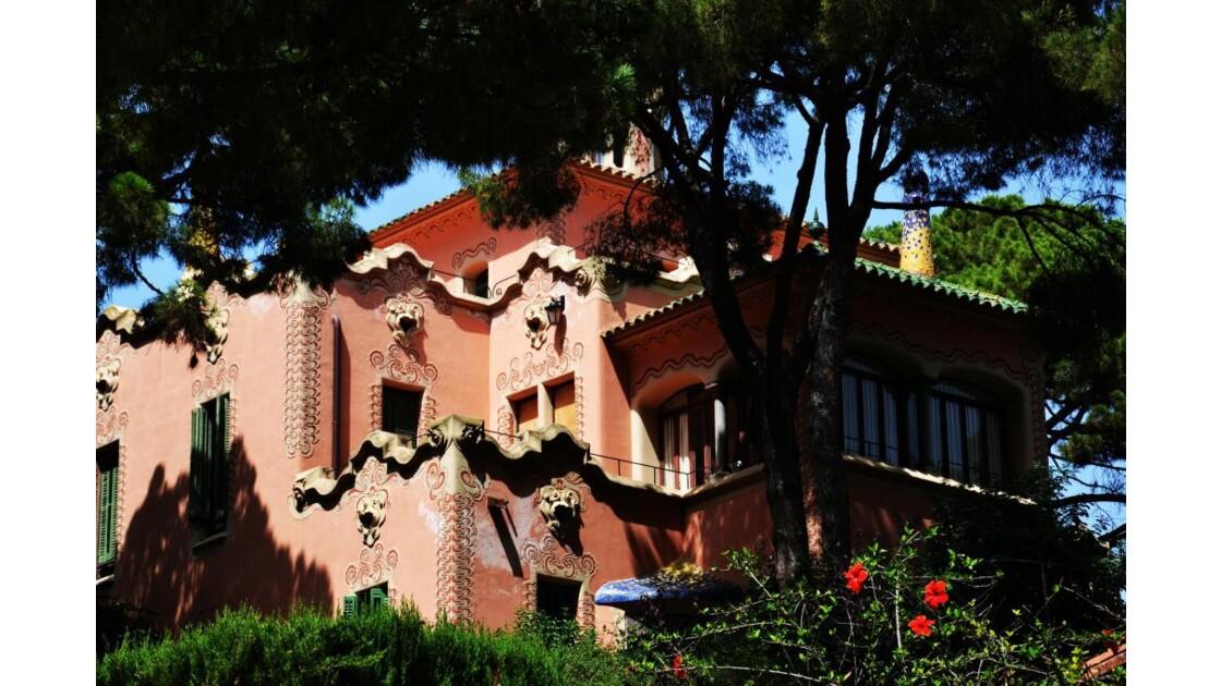 La casa de Gaudi
