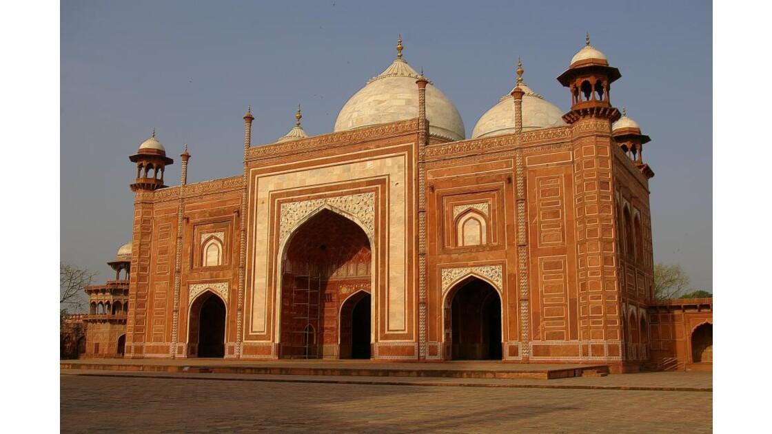 Mosquée du Taj Mahal