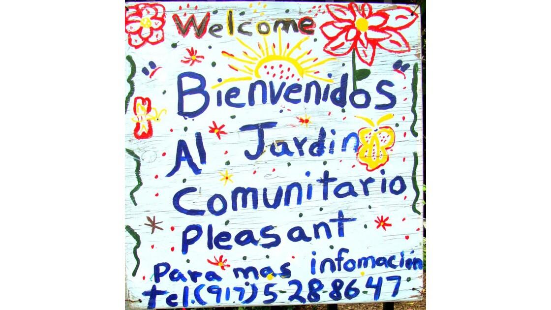 Bienvenidos NY