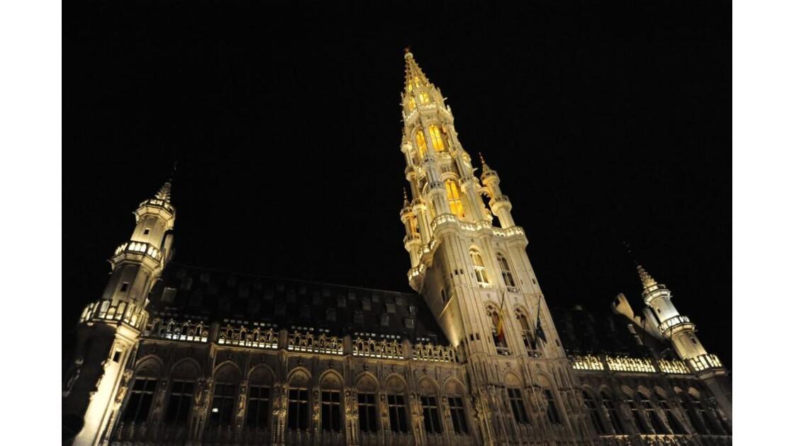 Hôtel de Ville, Bruxelles