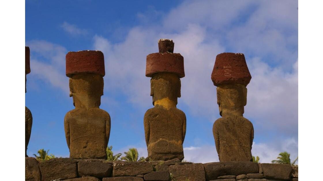 ile_de_paques ANAKENA moai