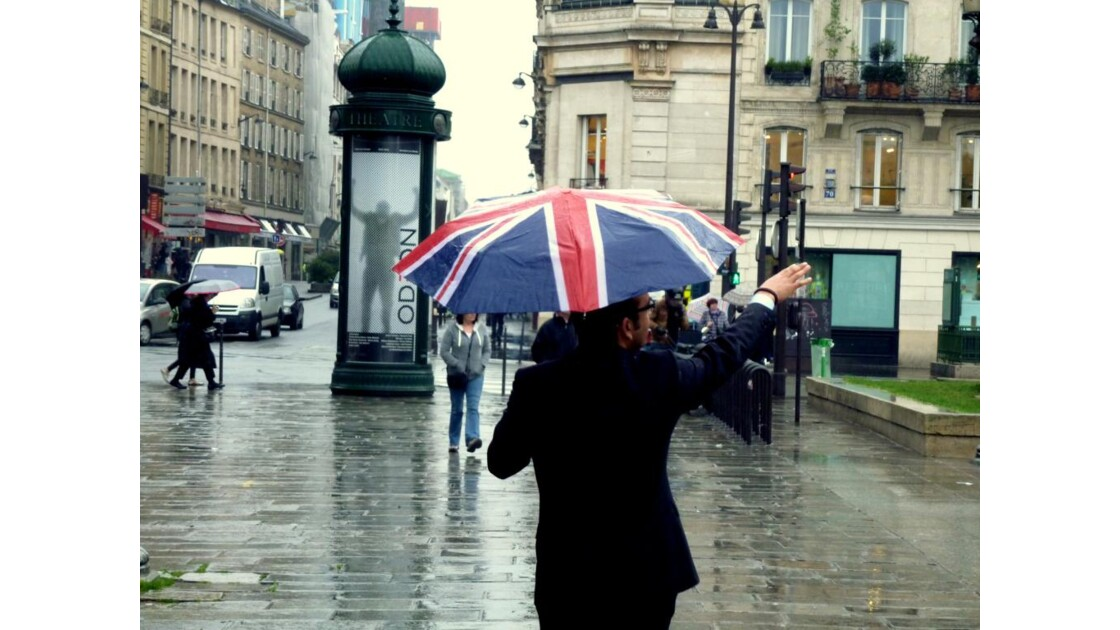 Londres Drozdy Street.