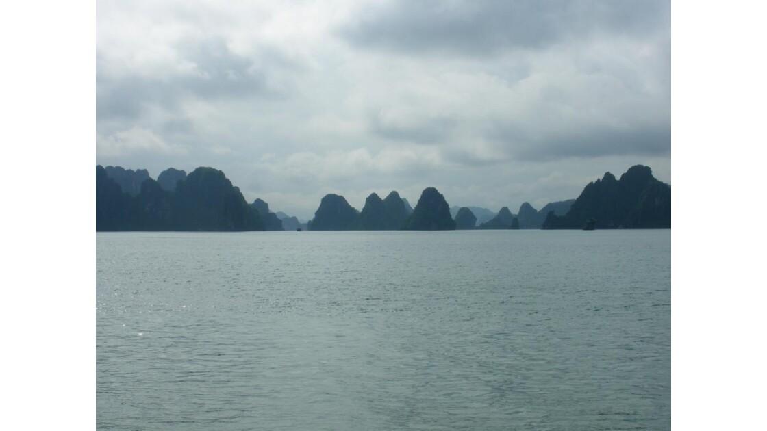 Baie d'Halong