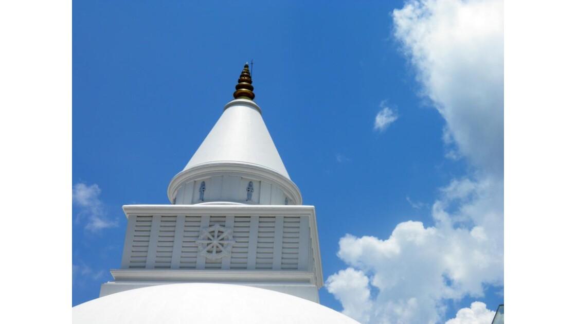 Kataragama - Grand stupa