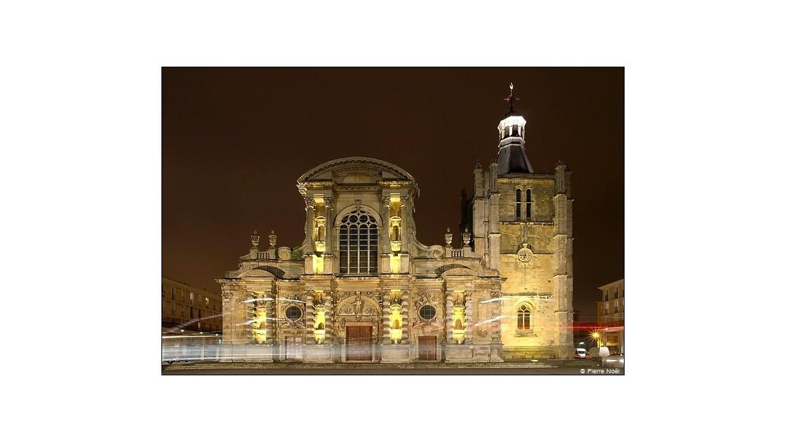 Cathédrale notre Dame du Havre - Façade