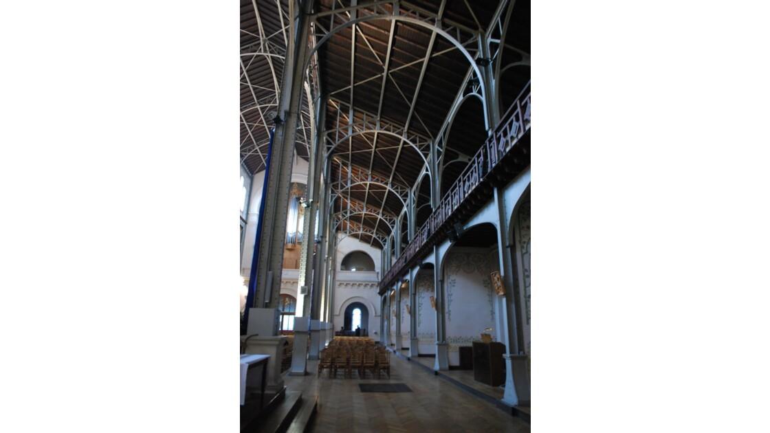 Eglise Notre-Dame-du-travail, Paris