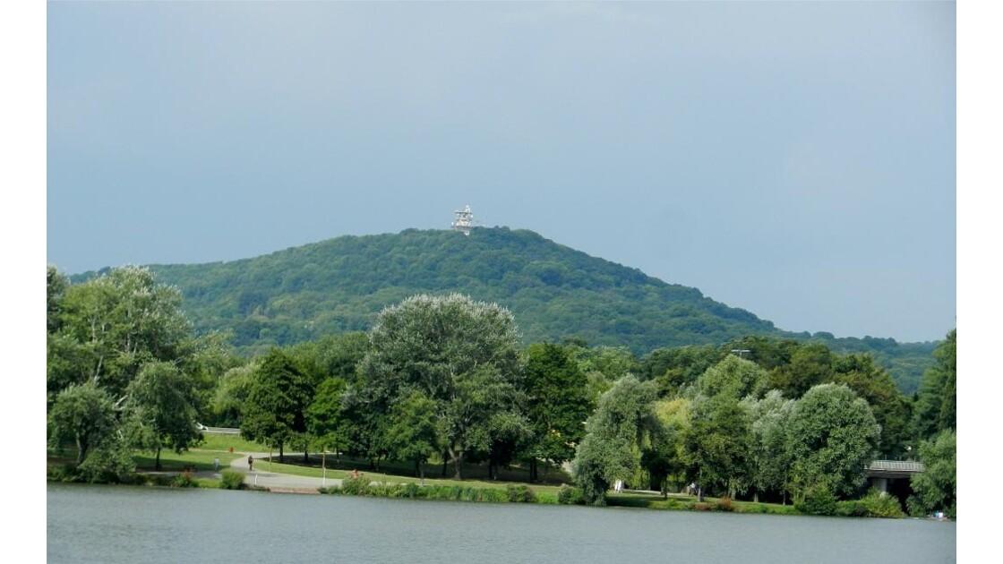 Metz : Le Mont Saint-Quentin.JPG