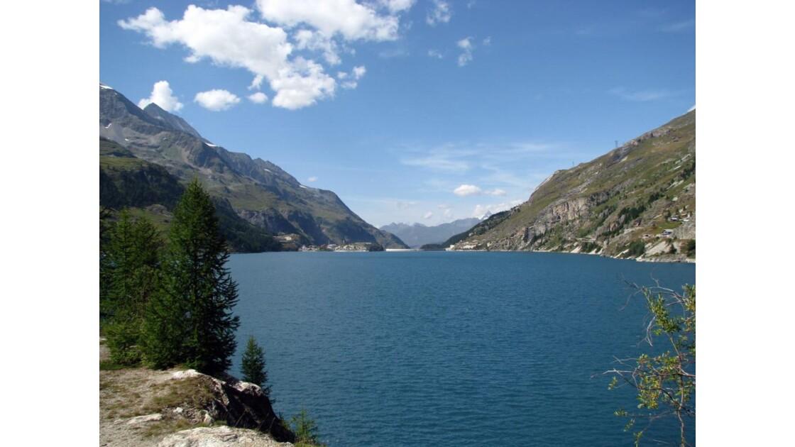 Tignes : Tour du lac du Chevril 2
