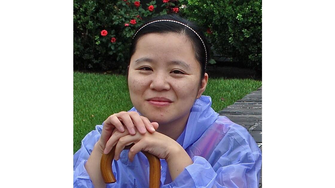 Jeune femme han à Pingyao