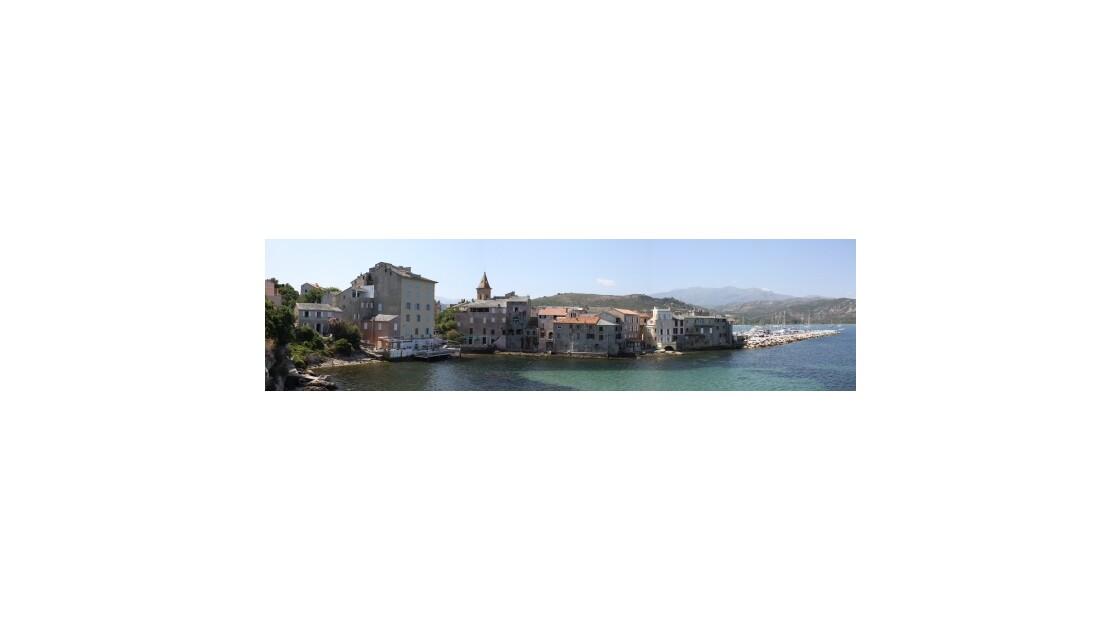 port de Saint Florent, côté cour