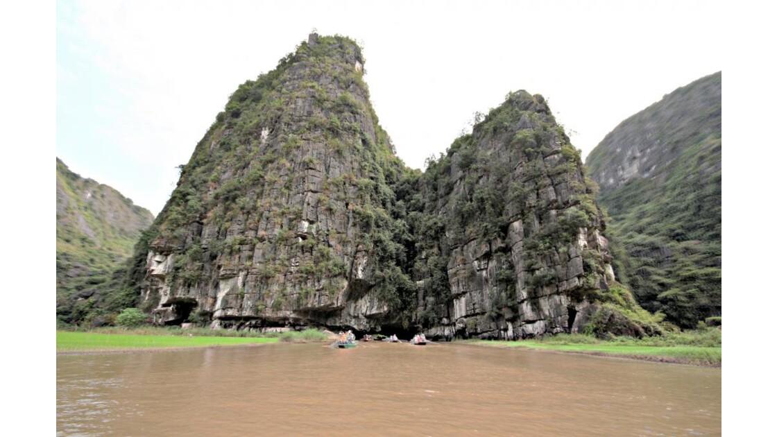 Tam Coc près de Ninh Binh