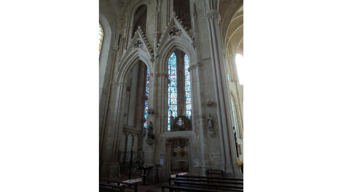 Chapelle de la Vierge 1