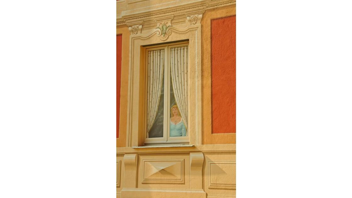 """""""Une femme à sa fenêtre"""""""