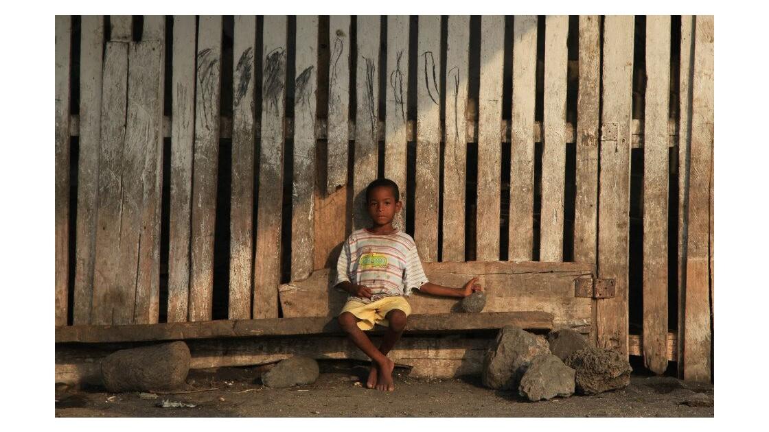 Sao Tomé l'île oubliée