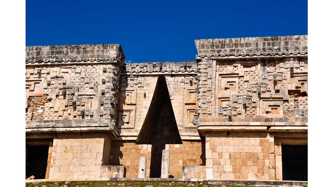 Uxmal , palais du gouverneur