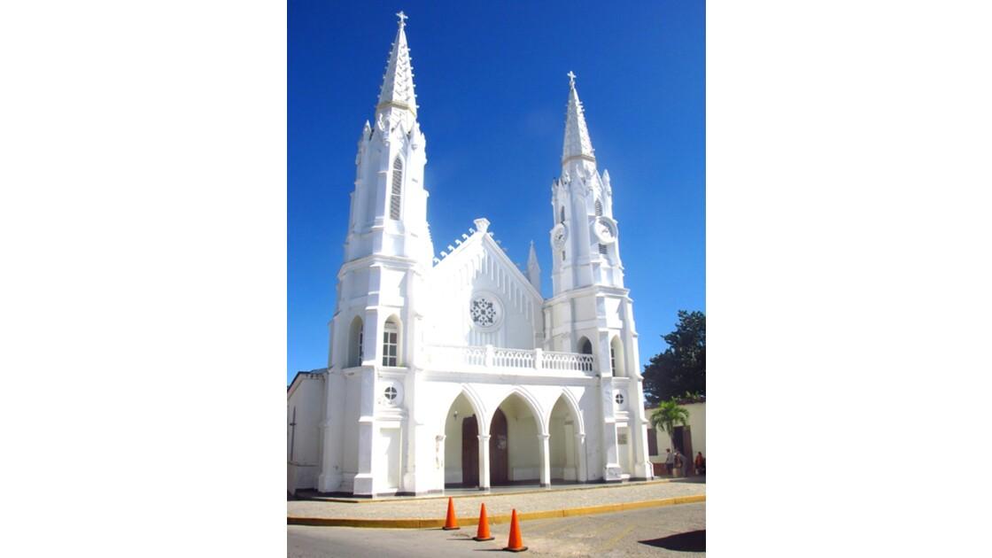 église ile de margarita