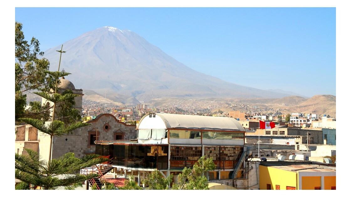 Volcan urbain