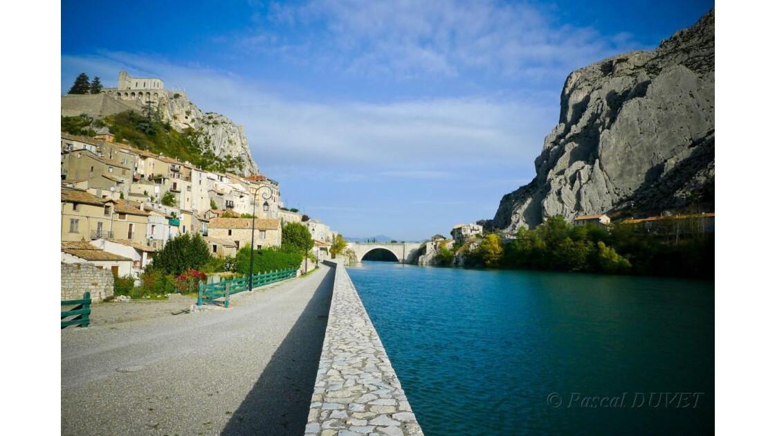 Sisteron - La Porte de la Provence