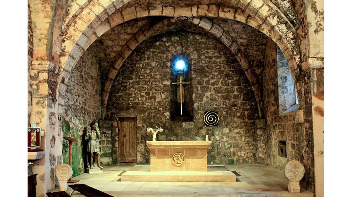 57 Le Choeur de St Christophe