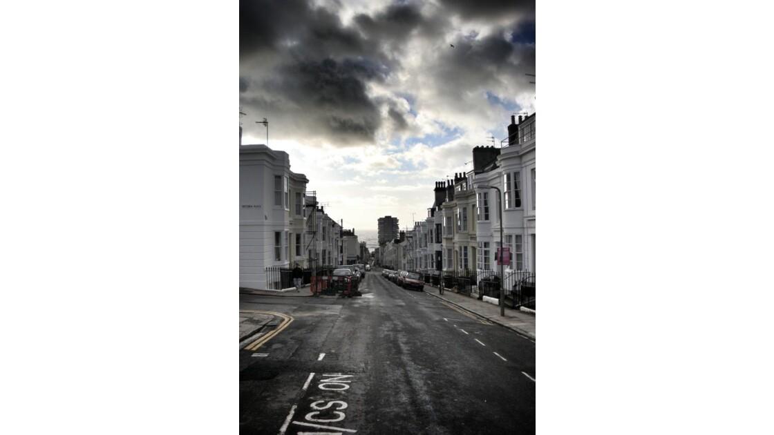 Street art à Brighton