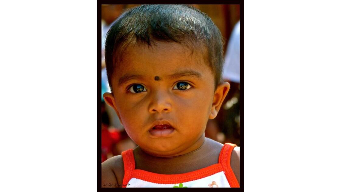 Portrait, Sri Lanka