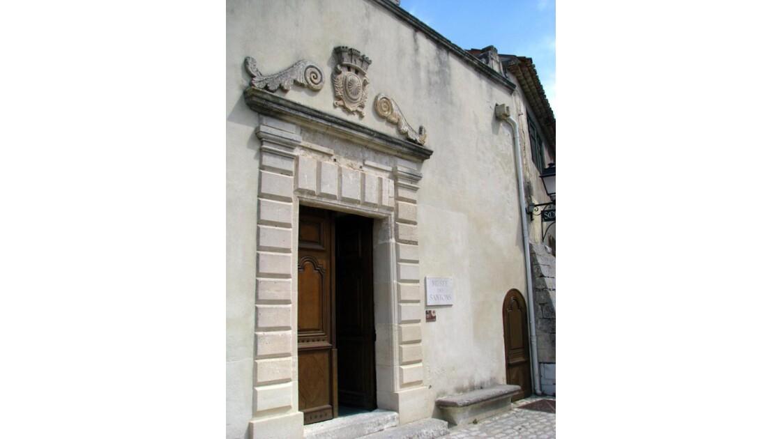 Les Baux: musée des santons