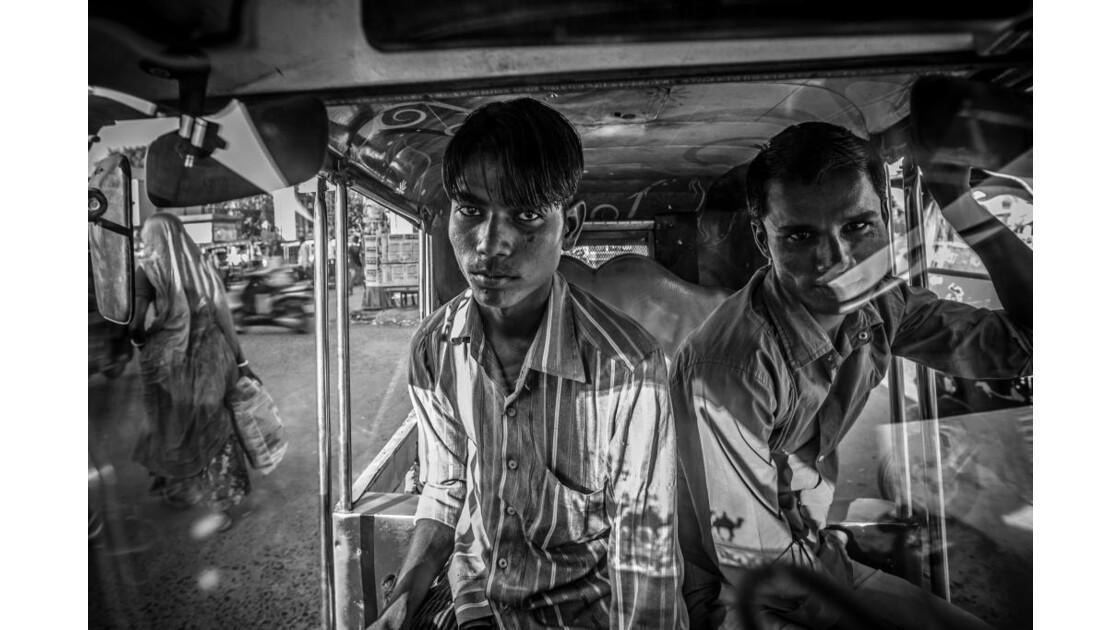 Autorickshaw de Bikaner