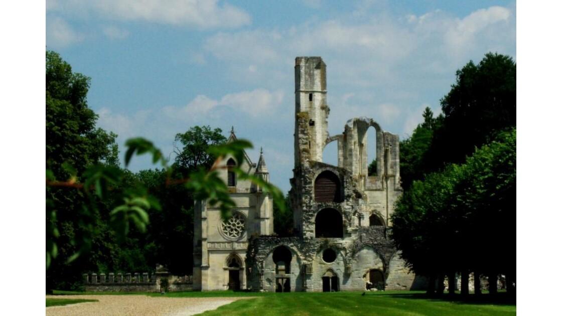 Abbaye Royale de Chaalis 1