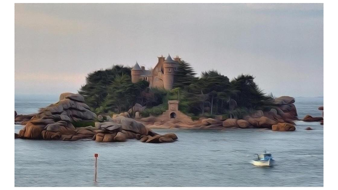 Chateau de Costaèrés