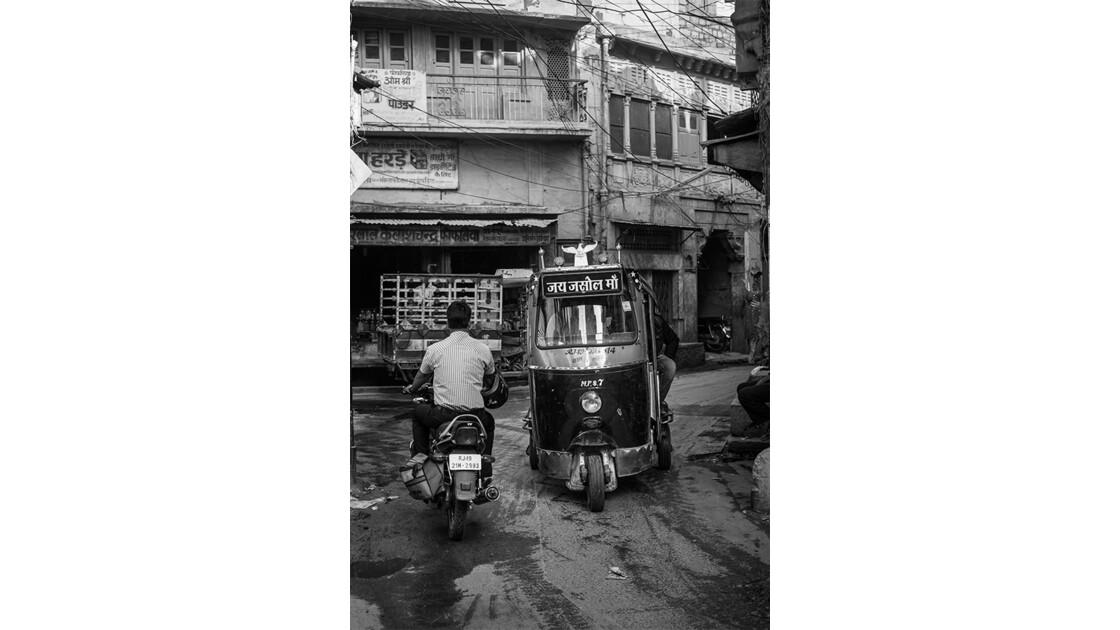Autorikshaw de Jodhpur