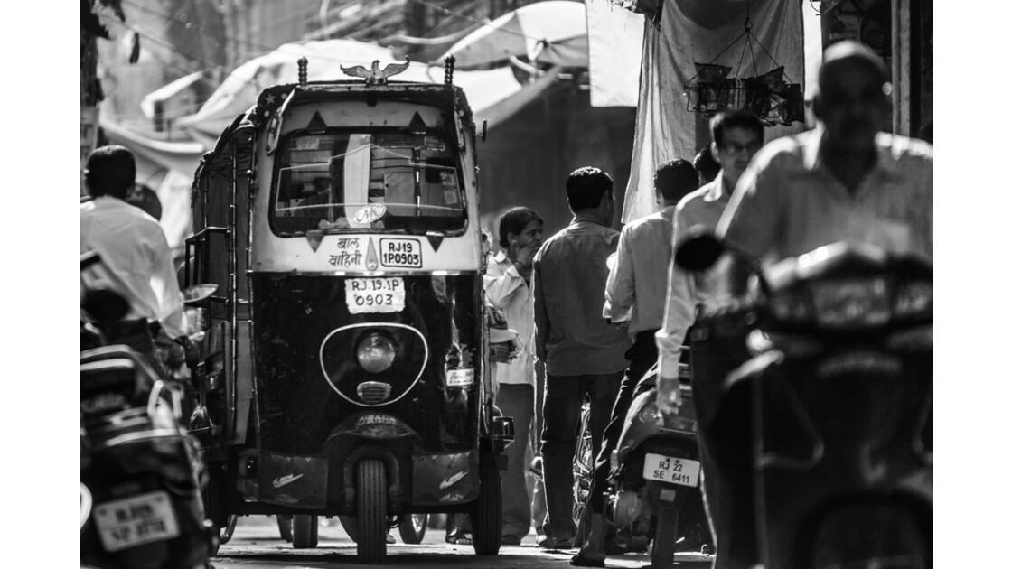 Autorickshaw de Jodhpur