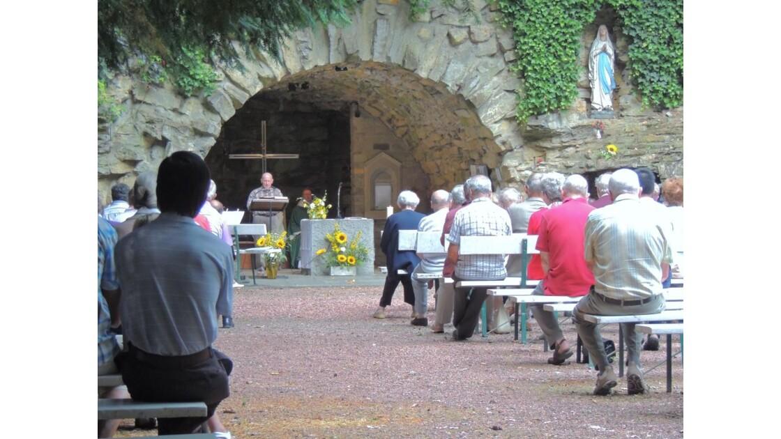 Grotte Notre-Dame de Lourdes(de Tournai