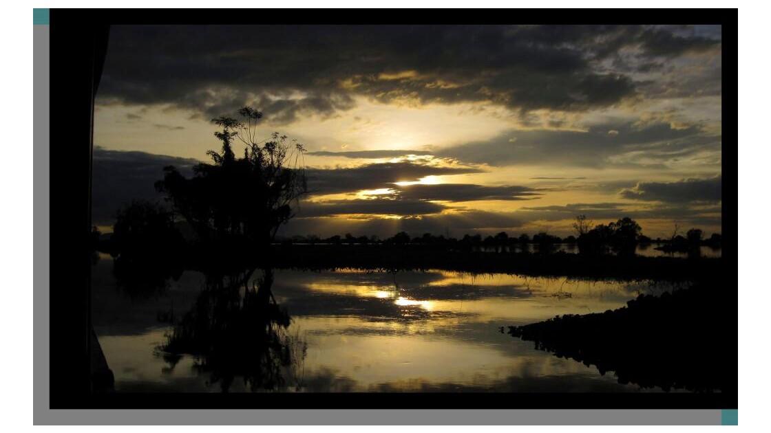 Soirée au lac Tonle Sap