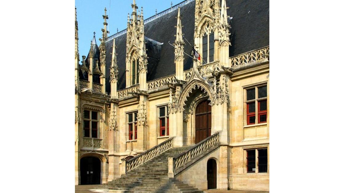 Palais de Justice.
