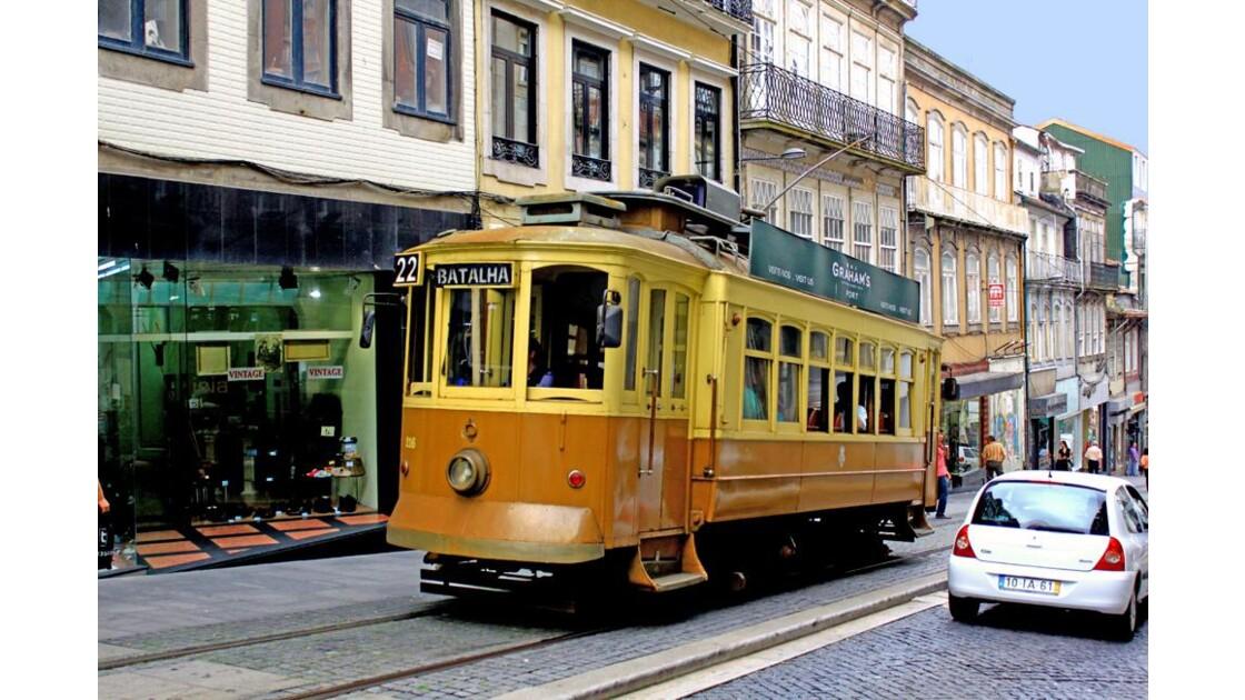 le tramway de Porto 3