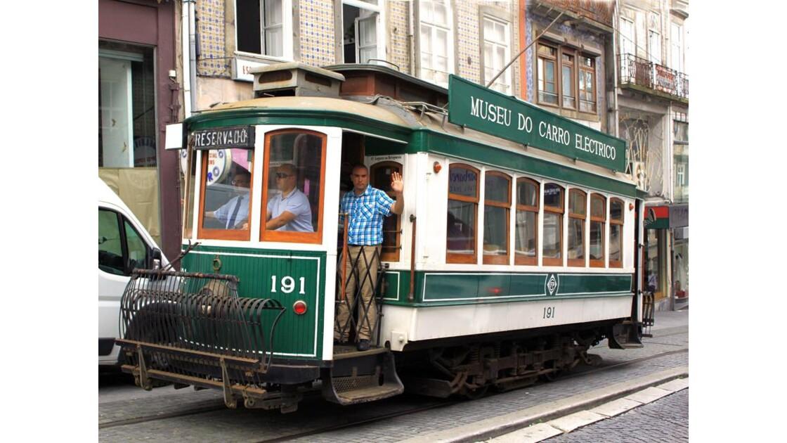 le tramway de Porto    1