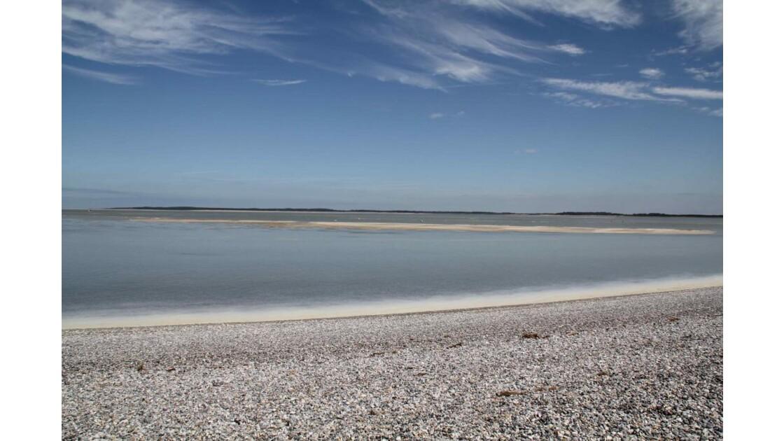 la nature à l'état brut la Baie de Somme
