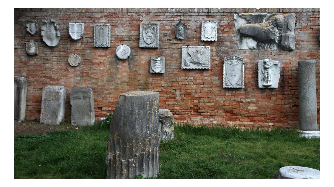 Torcello le musée archéologique