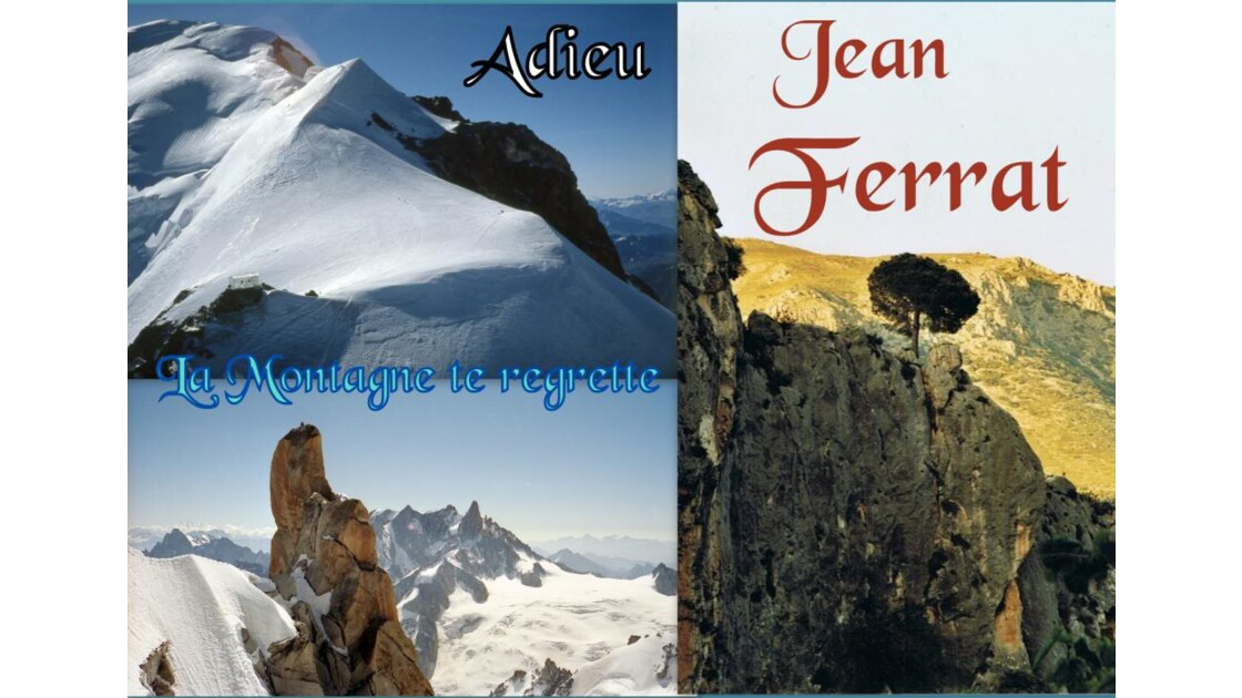 Adieu Jean Ferrat