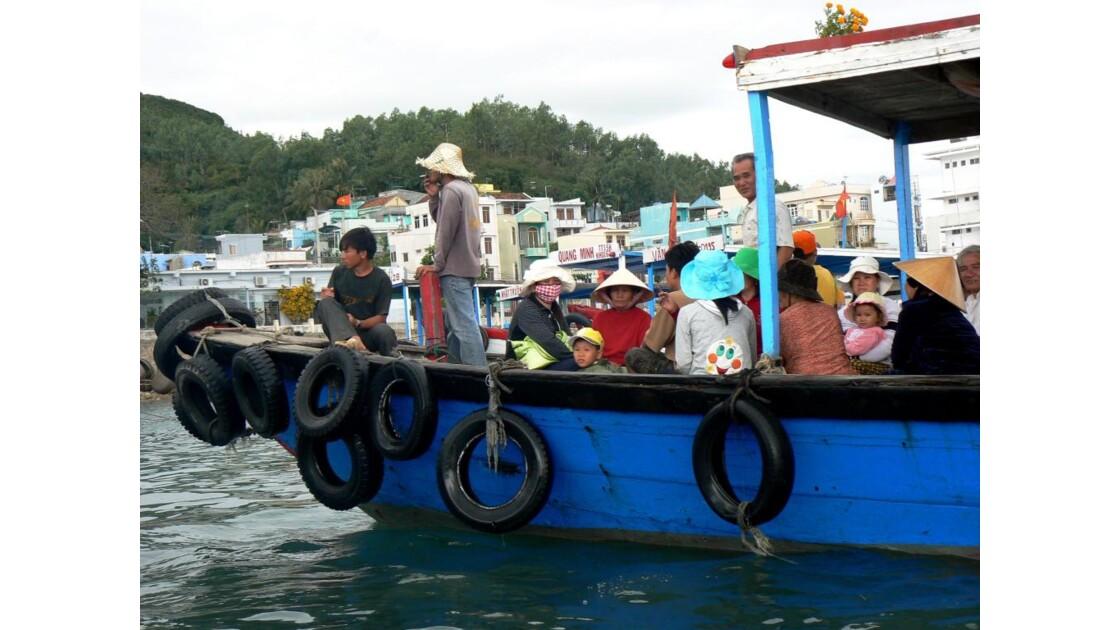 Port de Nha Trang - Vietnam