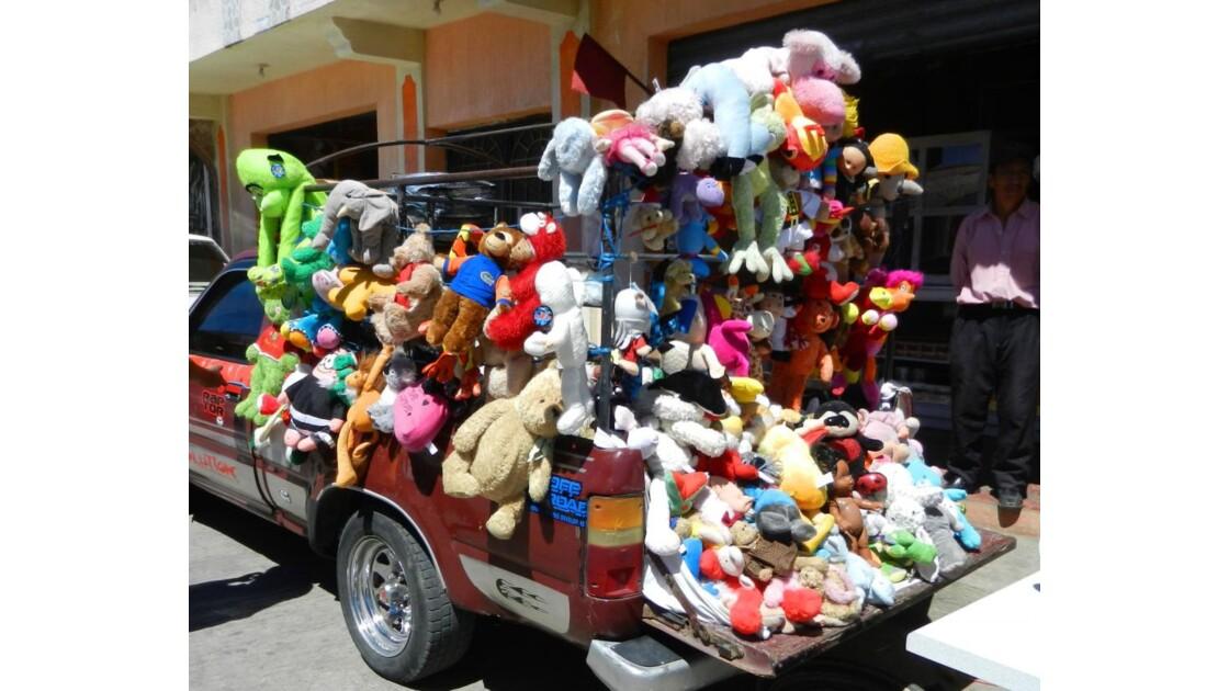marché à San Francisco el Alto