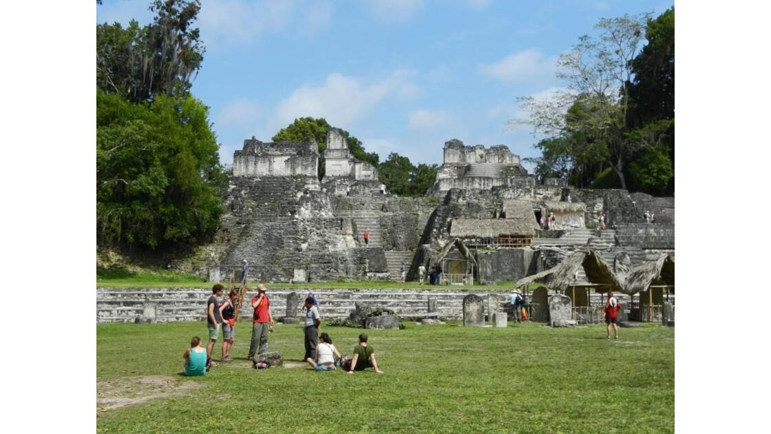 site de Tikal
