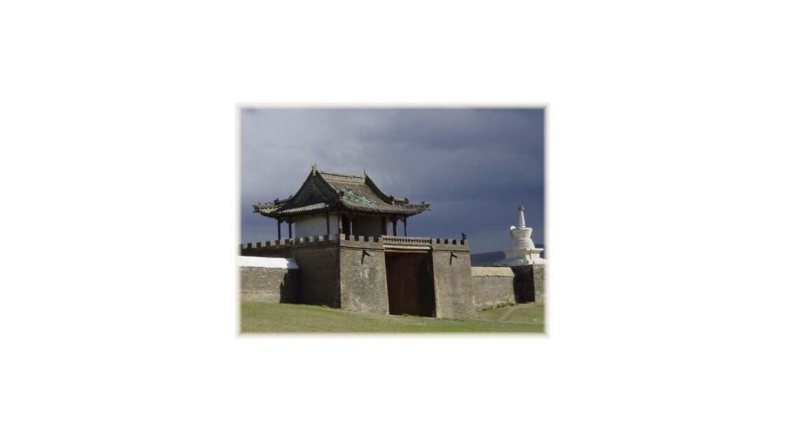 Monastère d'Ederne - Mongolie