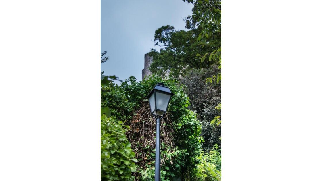 Basic lampadaire