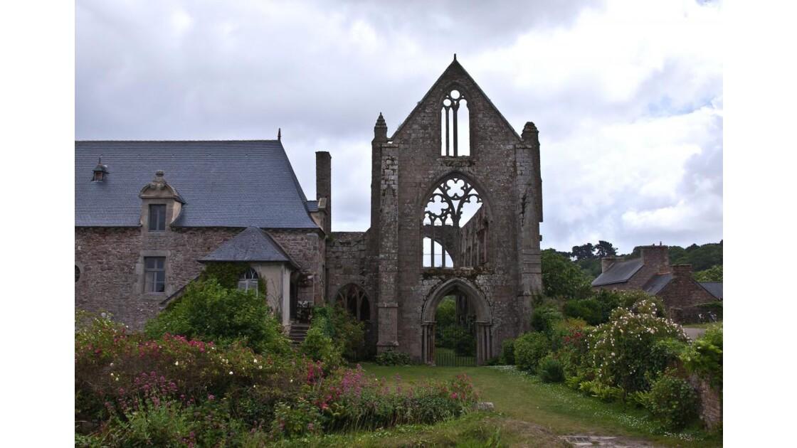 Abbaye de  Beauport (22)