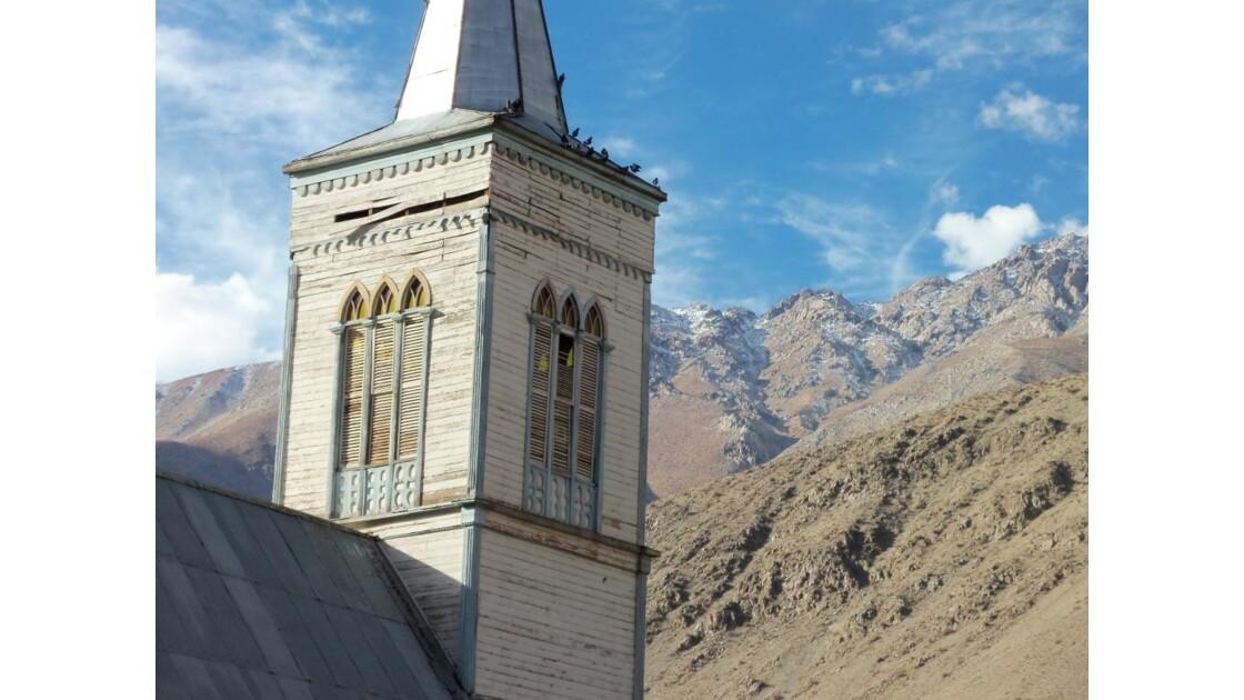 Eglise de Pisco Elqui